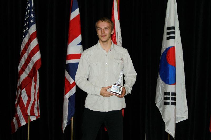 Joe trophy