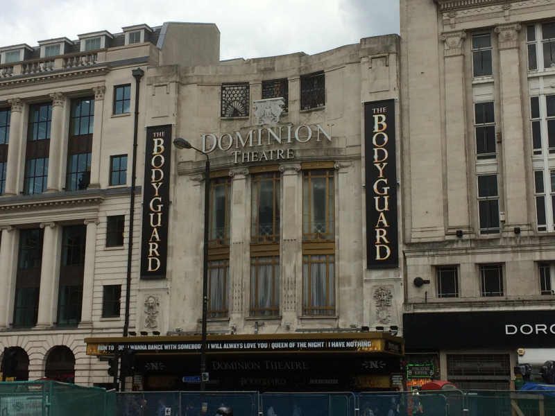 Dominion theatre london 0816 6