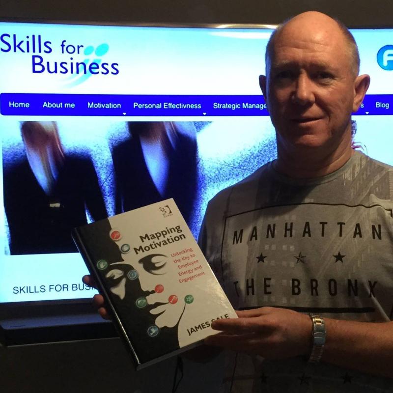 Steve jones mapping motivation book 0116